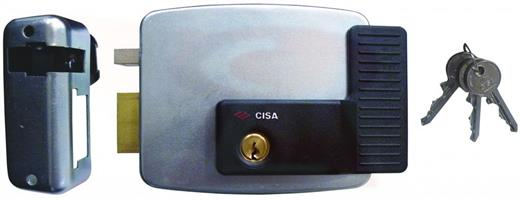 CISA Electric Rim Lock 11721 / 11921