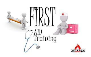 Harrismith first aid training