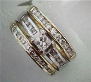 Weddingband ring