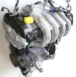RENAULT CLIO 2.0L 16V DOHC EFI, F4R, RENAULT CLIO2/3 1.4L 16V, K4J,  RENAULT CLIO II 1.4L 1, 6V, K4M