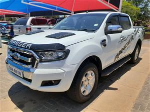 2017 Ford Ranger 2.2 double cab Hi Rider XLT auto