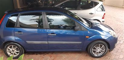 2007 Ford Fiesta 1.4 5 door Ambiente