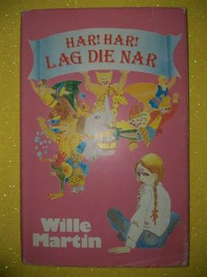 Har! Har! Lag Die Nar - Wille Martin.