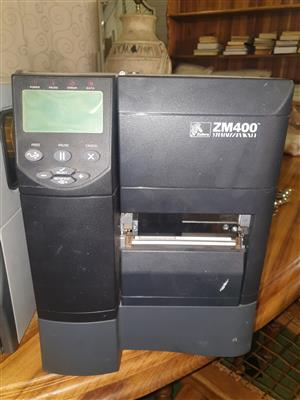 Label Printers to Swop