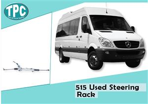 Mercedes Benz Sprinter 515 Used Steering Rack For Sale at TPC.