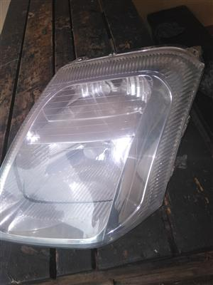 Citroen C2 Headlamp