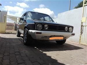 1987 VW Citi Sport 1.6i