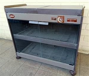Salton entertainer supreme food warmer. In working condition.