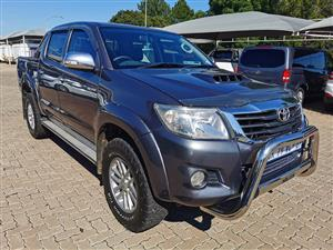2012 Toyota Hilux 3.0D 4D double cab 4x4 Raider automatic