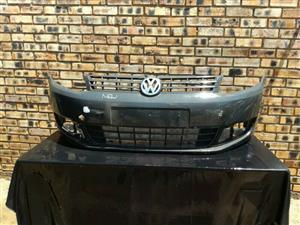 Volkswagen Caddy Facelift Front Bumper