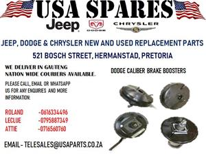 DODGE CALIBER BRAKE BOOSTERS (FOR SALE)