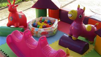 Kids Soft Play Hire & Photography R350