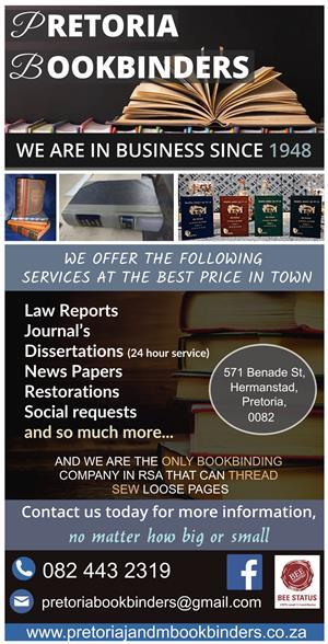 Pretoria Bookbinders