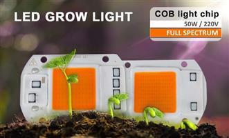Full Spectrum LED Cob Grow Lights - (BEST BUY)