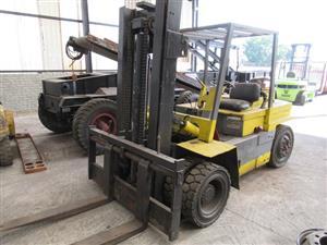 Lancer Boss 7 Ton Forklift - ON AUCTION
