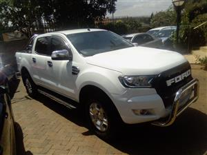 2015 Ford Ranger double cabRanger double cab