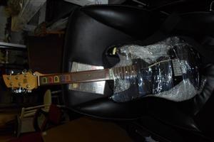 2 Guitar Hero Guitars