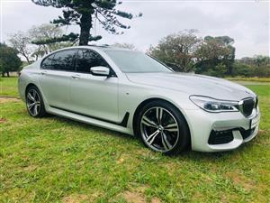 2017 BMW 7 Series 730d M Sport