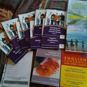 Aros 1st year second hand textbooks and manuals