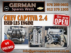 CHEV CAPTIVA USED LE5 ENGINE FOR SALE