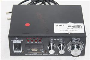 Digimark amplifier S037650A #Rosettenvillepawnshop