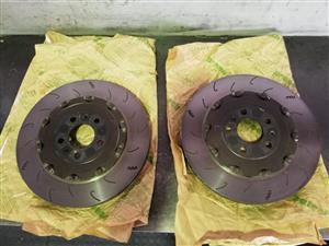 Audi RS4 Brake discs