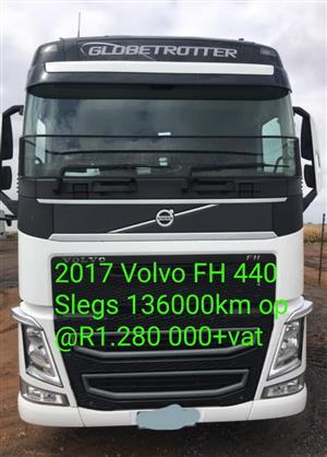 2017 Volvo FH 440