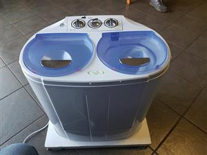 3 kg Twin tub camping washing machines - Direct from importer