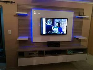 TV display wall mounted units