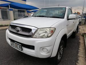 2010 Toyota Hilux 2.7 Raider