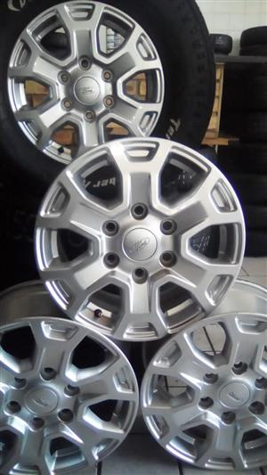 """16"""" Ford ranger mag wheels only"""