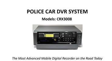 PROFESSIONAL CAR CAMERA RECORDING SYSTEMS.