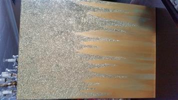 Painting Startdust