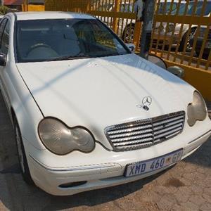 2001 Mercedes Benz C-Class C200 Edition C