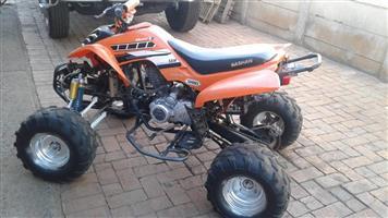 2018 Sam ATV 200cc Quad