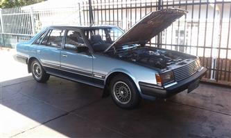 1983 Nissan Laurel