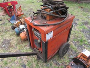 Transarc KR300 AC Transformer Welding Machine