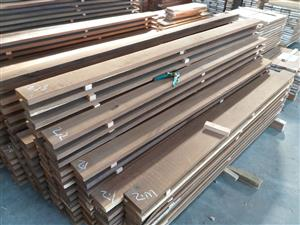 Wooden Decking and Flooring