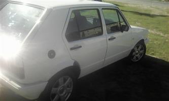2003 VW Golf R