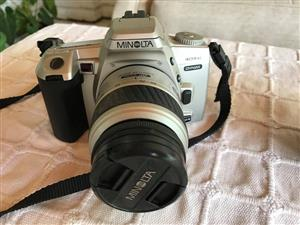 Minolta camera for sale