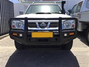 NISSAN HARD BODY NP300 2001 ONWARDS BZT REPLACEMENT BUMPER