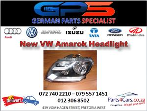 New VW Amarok Headlight for Sale