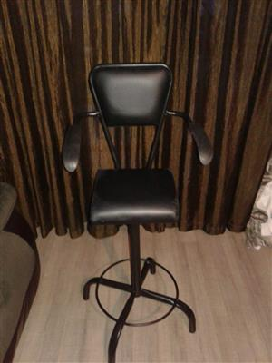 Salon chairs And massage bed