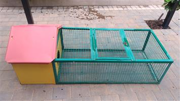Rabbit Bunny Cage in Excellent Condition - near Norwood