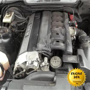 BMW 525i VANOS 256S3 USED ENGINE