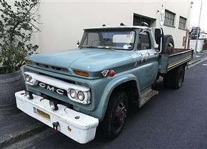 1965 GMC Chevi classic