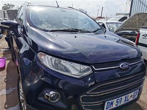 2015 Ford EcoSport 1