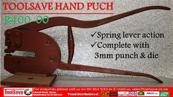 TOOLSAVE HAND PUCH