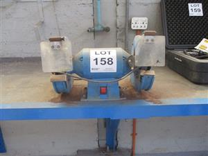 Bench grinder - ON AUCTION