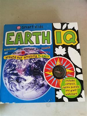 Earth IQ book for sale